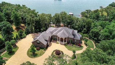 Anderson County Single Family Home For Sale: 114 Keowee Club Road