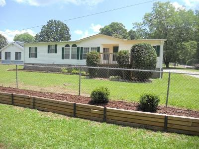 Greenville County Mobile Home For Sale: 400 Bahan Street
