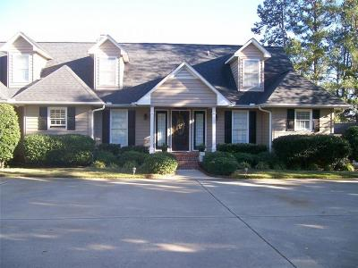 Townville Single Family Home For Sale: 309 Sandy Shores Drive