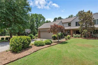 Anderson County, Oconee County, Pickens County Townhouse For Sale: 166 Riverpoint Drive