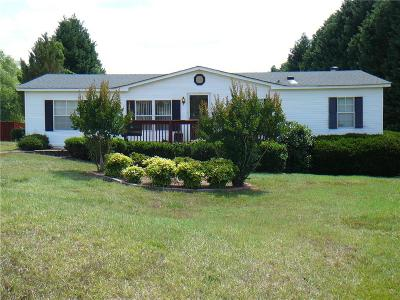 Anderson Mobile Home For Sale: 403 McFall Circle