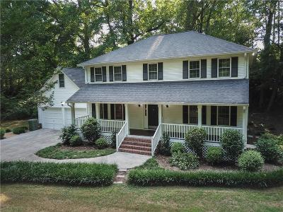 Clemson Single Family Home Contract-Take Back-Ups: 123 Shaftsbury Road