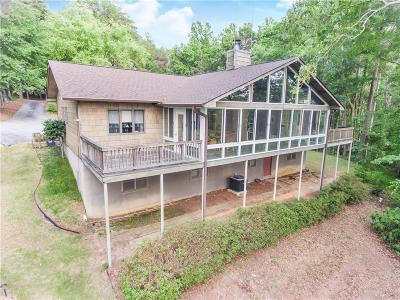Oconee County Single Family Home For Sale: 399 Lakemont Drive
