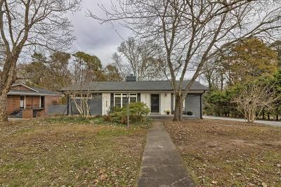 Easley Single Family Home For Sale: 707 S E Street