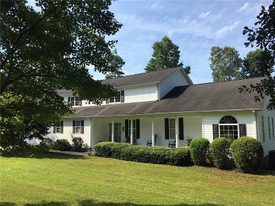 Oconee County, Pickens County Single Family Home For Sale: 616 Lighthouse Court