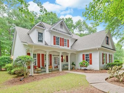 Hart County Single Family Home For Sale: 39 Azalea Drive
