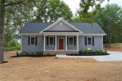 Liberty Single Family Home For Sale: 5839 Moorefield Memorial Highway