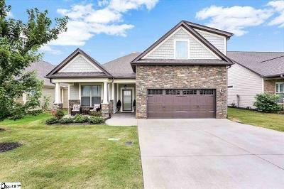 Easley Single Family Home For Sale: 302 Gallagher Trace