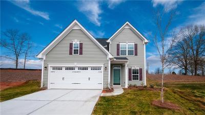 Piedmont Single Family Home For Sale: 111 Monocacy Way