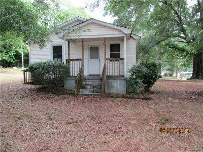 Easley Single Family Home For Sale: 115 Cornerstone Road