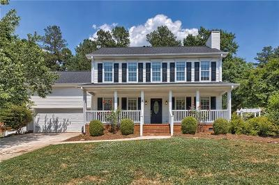 Simpsonville Single Family Home For Sale: 300 Birkenstock Court