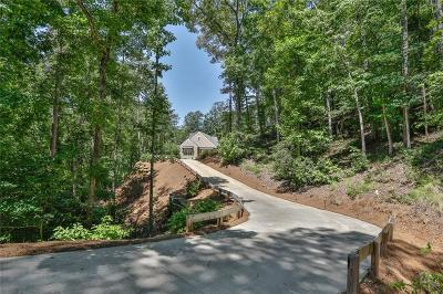 Oconee County, Pickens County Single Family Home For Sale: 239 South Lake Drive