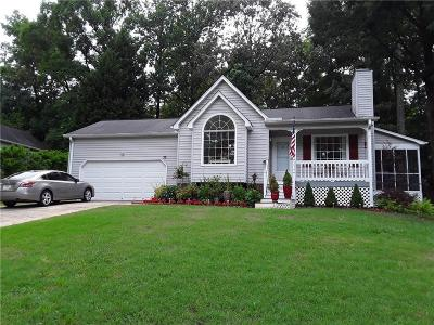 Simpsonville Single Family Home For Sale: 302 Dunwoody Drive