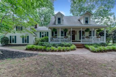 Piedmont Single Family Home For Sale: 2 Fredrick Court