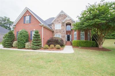 Greenville County Single Family Home For Sale: 4 Little Pond Drive