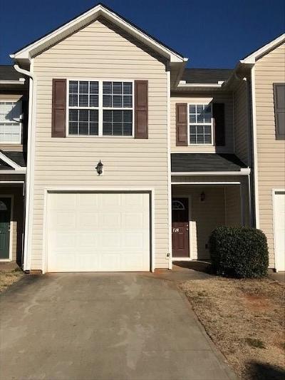 Oconee County Rental For Rent: 724 Bellview Way