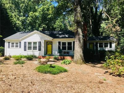 Clemson Single Family Home For Sale: 203 Augusta Road
