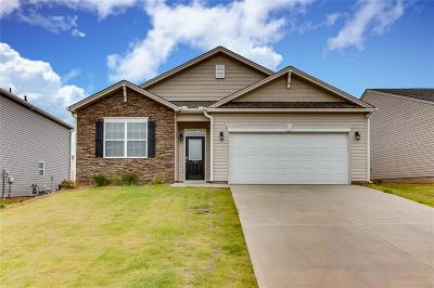 Piedmont Single Family Home For Sale: 707 Longhorn Drive