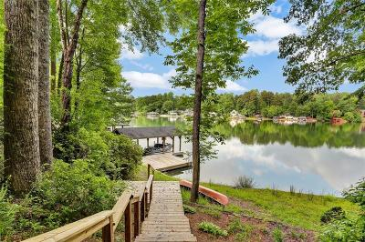 Oconee County Single Family Home For Sale: 259 Jumping Branch Road