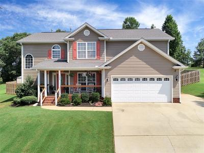 Greer Single Family Home For Sale: 708 Canton Court