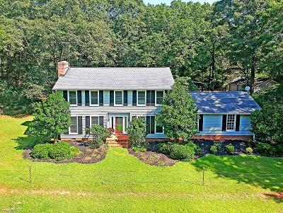 Anderson County Single Family Home For Sale: 1538 Old Denver School Road