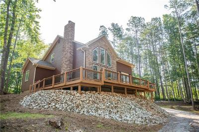 Oconee County, Pickens County Single Family Home For Sale: 1203 Clear Sail Way