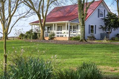 Fair Play Single Family Home Sold: 1511 Hwy 59