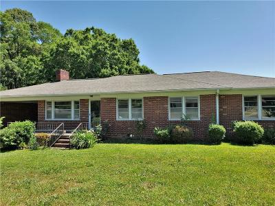 Williamston Single Family Home For Sale: 109 Tucker Street