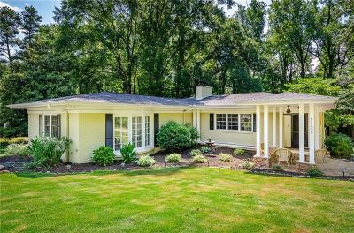 Anderson Single Family Home For Sale: 1139 Springdale Road