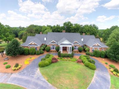Abbeville County Single Family Home For Sale: 1617 Hook Road