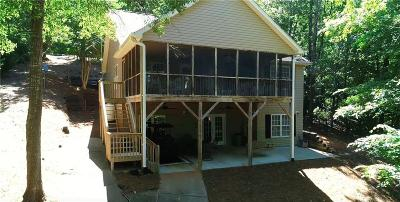 Anderson County, Oconee County, Pickens County Single Family Home For Sale: 137 Dean Road