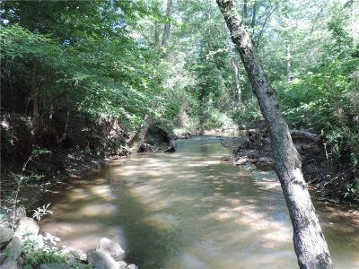 Oconee County, Pickens County Residential Lots & Land For Sale: 250 Cobb Bridge Road