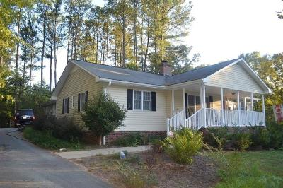 Clemson Single Family Home For Sale: 100 Berkeley Court