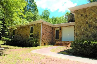 Pickens Single Family Home For Sale: 628 Holly Springs School Road