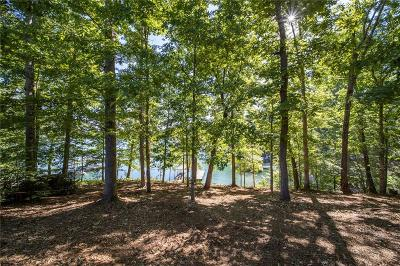 Oconee County, Pickens County Residential Lots & Land For Sale: 000 Treehaven Ct/Lot 45 Waterford Pointe