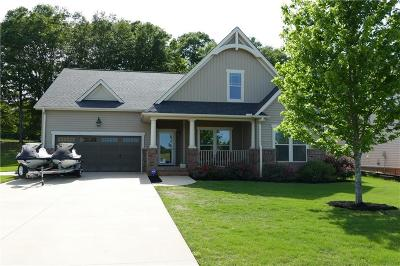 Anderson Single Family Home For Sale: 1023 Drakes Crossing