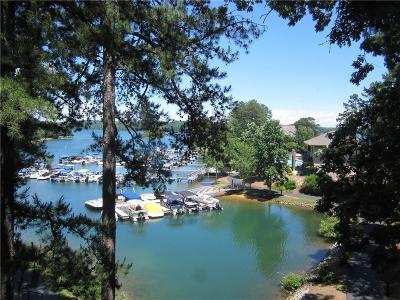 Oconee County Condo For Sale: 519 Tall Ship Drive