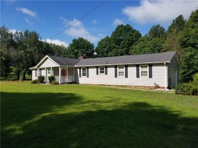 Easley Single Family Home For Sale: 109 Knoxtowne Road