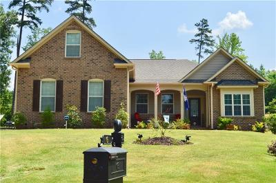 Williamston Single Family Home For Sale: 6 Leber Drive