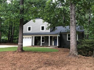 Central Single Family Home For Sale: 309 Wellington Way