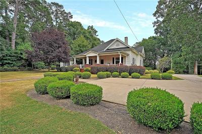 Easley Single Family Home For Sale: 404 E 1st Avenue