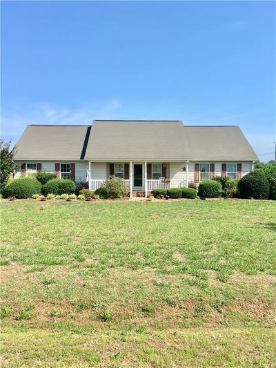 Anderson Single Family Home For Sale: 102 McClain Lake Drive