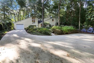 Single Family Home For Sale: 503 Carnes Point Road