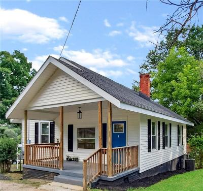 Easley Single Family Home For Sale: 202 S 9th Street