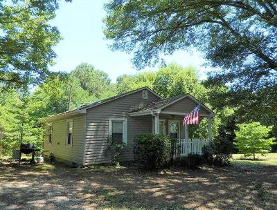 Anderson Single Family Home For Sale: 4502 Old Mill Road