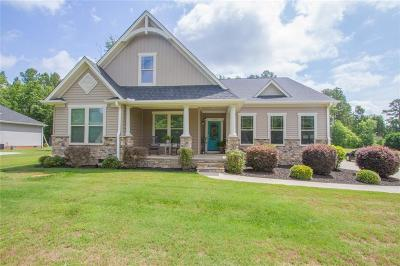 Anderson Single Family Home For Sale: 1355 Honey Creek Road