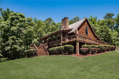 Pickens Single Family Home For Sale: 500 Upper Springs Road