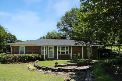 Pickens Single Family Home For Sale: 606 Trotter Road
