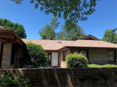Clemson Single Family Home For Sale: 1011 Keystone Lane