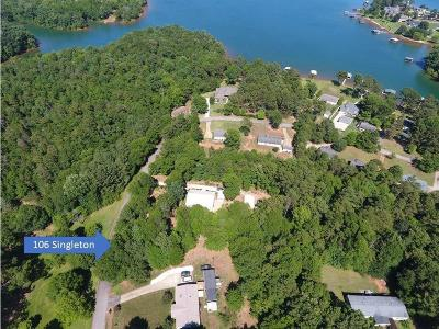 Anderson County Residential Lots & Land For Sale: 106 Singleton Drive